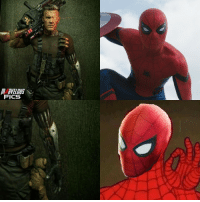 """Meme, Memes, and Deadpool: RVELDUS  CS - """"You have a metal arm? That is awesome!"""" Follow @marvelcinematics deadpool2 deadpoolftw deadpool2016 deadpoolcorps wtfmeme deadpoolmania deadpoolmovie marvelrp deadpoolcomics deadpoolisback marvel deadpoolsworld deadpoolcosplay meme deadpoolisthebest deadpool wadewilson wadewilson2016 domino spidermanhomecoming marvelmovies marvel marvelmeme ryanrenolds marveluniverse marvelcinematicuniverse tomholland"""