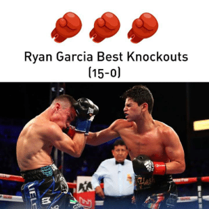 Boxing, Future, and Memes: Ryan Garcia Best Knockouts  (15-0] #RyanGarcia is the future of #Boxing!!!   🔥🔥🔥