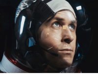Ryan Gosling pleased that First Man is not the only bomb in the news this week.: Ryan Gosling pleased that First Man is not the only bomb in the news this week.