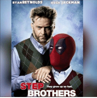 Who wants this to be a Marvel One-Shot? 🔥 Follow @deadpoolfacts for your daily Deadpool dose. 👏👏👏👏 @vancityreynolds 🙌 wadewilson mercwithamouth marvelnation deadpoolfacts deadpoolnation deadpool marvel deadpool2 antihero lolz lmaobruh hahaha lmfao heh hehe MarvelousJokes: RYANREYNOLDSHUGH JACKMAN  They grow up so fast.  BROTHERS Who wants this to be a Marvel One-Shot? 🔥 Follow @deadpoolfacts for your daily Deadpool dose. 👏👏👏👏 @vancityreynolds 🙌 wadewilson mercwithamouth marvelnation deadpoolfacts deadpoolnation deadpool marvel deadpool2 antihero lolz lmaobruh hahaha lmfao heh hehe MarvelousJokes