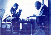 Chess, Rza, and Gza