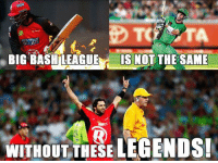Memes, Chris Gayle, and 🤖: S A  BIG BASHLEAGUE IS NOT  THE SAME  WITHOUT THESE LEGENDS! How many of you are missing Kevin Pietersen, Shahid Afridi and Chris Gayle this year in Big Bash League?
