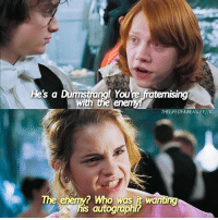 Hermione, Jealous, and Memes: s a Durmstrana! Youre  sing  THELIFEOFAWEASLEYIIG  The  Who Was it wanung  is autograph?  29 - Date: 02-08-17 --- Someone's jealous --- Q- do you ship Romione? (Ron and Hermione) --- HarryPotter TheGobletOfFire