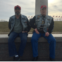 New Jersey residents John Carman and Tom Dixon say they're huge supporters of our United States veterans and were given tickets to President-elect DonaldTrump's inaugural ceremony by their congressman. 🇺🇸 TRUMP45: s  CG1J  DER New Jersey residents John Carman and Tom Dixon say they're huge supporters of our United States veterans and were given tickets to President-elect DonaldTrump's inaugural ceremony by their congressman. 🇺🇸 TRUMP45