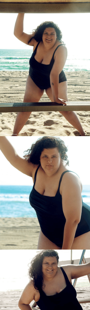 Beautiful, Sports, and Target: S.com literazed:  eternal-internal-youth:Christine Sydelko looks better in a bathing suit than any Sports Illustrated or Victoria's Secret angel and no one can convince me otherwise. Just look at how beautiful and confident she is  The second shot is so slay iM SHOOOKKKKK 🙌🏾✨