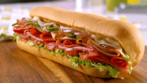 Head, Stomach, and You: S Look at it for too long then a footlong appears in your head and goes into your stomach the more you look, the more it turns into a baguette footlong