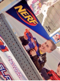 s-o to Miley Cyrus for promoting Nerf guns, giving kids a fun way to learn about air pressure @MileyCyrus: s-o to Miley Cyrus for promoting Nerf guns, giving kids a fun way to learn about air pressure @MileyCyrus
