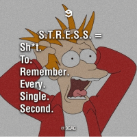 """<p><a href=""""http://tumblr.9gag.com/post/45265336016/how-i-feel-right-now"""" class=""""tumblr_blog"""" target=""""_blank"""">9gag</a>:</p>  <blockquote><p>How I feel right now..</p></blockquote>: S.T.R.E.S.S. E  Sh*t  To.  Remember.  Every  Single.  Second.  @9GAG <p><a href=""""http://tumblr.9gag.com/post/45265336016/how-i-feel-right-now"""" class=""""tumblr_blog"""" target=""""_blank"""">9gag</a>:</p>  <blockquote><p>How I feel right now..</p></blockquote>"""