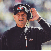 The 49ers and Jim Harbaugh have mutually agreed to part ways.: S The 49ers and Jim Harbaugh have mutually agreed to part ways.