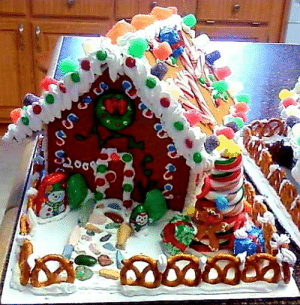 New Gingerbread House Memes