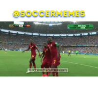 Ghana and Colombia do the shmoneydance: SOCCER MEMES  62:52 GER 1.2 GHA  SUPER  GHLIGHTS  COM  FACEBOOK COM  SUPER  GHLIGHTS  FACEBOOK.COM/SUPERHIGHLIGHTS Ghana and Colombia do the shmoneydance