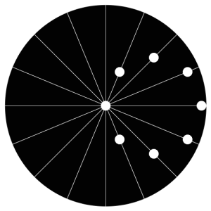 sabreisk:  crucifiedfilth:  nuclearpiss:  theoneaboutscience:  A circle of dots, but every dot alone is just moving in a straight line.  this is making me uncomfortable  Good  heheheh this would make cool marching band drill: sabreisk:  crucifiedfilth:  nuclearpiss:  theoneaboutscience:  A circle of dots, but every dot alone is just moving in a straight line.  this is making me uncomfortable  Good  heheheh this would make cool marching band drill