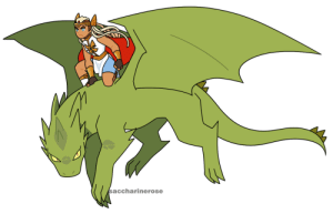 "saccharinerose:  I wanted to give Rogelio some plot relevance in my She-Ra!Lonnie AU bc they deserve the world and what better way to do this than giving them the ability to turn into a dragon?Lonnie accidentally zapped Rogelio with her sword beam and uninentionally chose them as her steed (Unlike in SPOP, the steed transformation is temporary and must be specifically incited when Lonnie transforms into She-Ra)Cue Lonnie screaming ""WHERE DID YOUR PANTS GO???"" upon Rogelio's first transformation. This idea 100% came from the last EP of S2 where there was this vase (?) of a She-Ra with a dragon steed: saccharinerose saccharinerose:  I wanted to give Rogelio some plot relevance in my She-Ra!Lonnie AU bc they deserve the world and what better way to do this than giving them the ability to turn into a dragon?Lonnie accidentally zapped Rogelio with her sword beam and uninentionally chose them as her steed (Unlike in SPOP, the steed transformation is temporary and must be specifically incited when Lonnie transforms into She-Ra)Cue Lonnie screaming ""WHERE DID YOUR PANTS GO???"" upon Rogelio's first transformation. This idea 100% came from the last EP of S2 where there was this vase (?) of a She-Ra with a dragon steed"