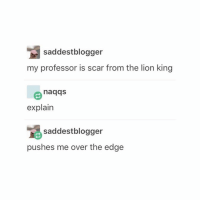Thank you @e_opus for making @publictransportation & I matching icons :)! ✨: saddestblogger  my professor is scar from the lion king  naqqs  explain  saddestblogger  pushes me over the edge Thank you @e_opus for making @publictransportation & I matching icons :)! ✨