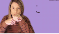 Tumblr, Blog, and Happy: SAENGKING TUMBLA  to:  from http-amie:  happy valentines @gracehelbig ily