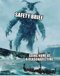 We're doomed 😖: SAFETY BRIER  @pop_smoke official  GOING HOMEAT  A REASONABLE TIME We're doomed 😖
