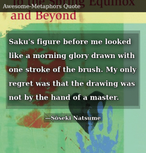 Sōseki Natsume-To the Spring Equinox and Beyond