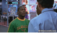 Kevin Hart is a savage: SAL  @30Second Scene Kevin Hart is a savage