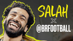 """Crying, World Cup, and Champions League: SALAH  OBRFOOTBALL """"Was just crying...I felt like the Champions League is over and the World Cup is over.""""  Mo Salah on his UCL final injury, being a """"one-season wonder,"""" facing Messi and more"""