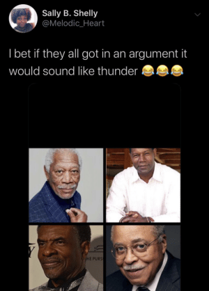 Sounds deeper than the Mariana trench by KingPZe MORE MEMES: Sally B. Shelly  @Melodic_Heart  I bet if they all got in an argument it  would sound like thunder  HE PURS Sounds deeper than the Mariana trench by KingPZe MORE MEMES