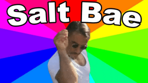 What is #saltbae? A look at the man behind the Salt Bae memes - YouTube: Salt Bae What is #saltbae? A look at the man behind the Salt Bae memes - YouTube