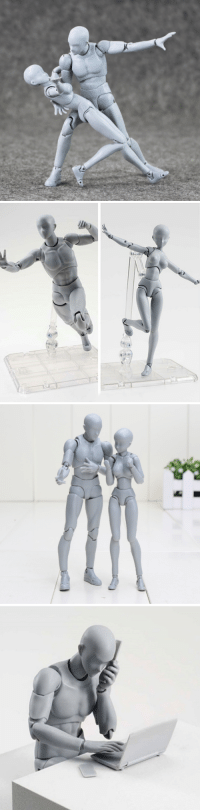 Family, Friends, and Target: saltycaffeine: Highly realistic Models For Artists. Over 30 articulated joints to create any Desire Poses! This will make a Lovely Gift for your Friends, Family or anyone who loves to Draw! ***USE COUPON CODE: MODEL FOR A DISCOUNT*** – GET IT HERE –