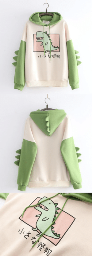 samanthasmiless:  Adorable Dinosaur Sweatshirt hoodie made with ultra soft and high quality fabric that is suitable for everyday wear! This will make a great and lovely gift for your Friends and Family!=> AVAILABLE HERE <=: samanthasmiless:  Adorable Dinosaur Sweatshirt hoodie made with ultra soft and high quality fabric that is suitable for everyday wear! This will make a great and lovely gift for your Friends and Family!=> AVAILABLE HERE <=