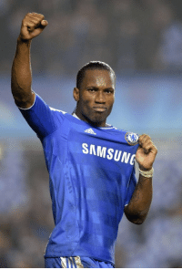 "Didier Drogba: 'I watch every Chelsea game still. I am a big fan, when my wife wants sex I tell her ""No. Chelsea is playing"" https://t.co/jxnQIIgA7t: SAMSUNG Didier Drogba: 'I watch every Chelsea game still. I am a big fan, when my wife wants sex I tell her ""No. Chelsea is playing"" https://t.co/jxnQIIgA7t"