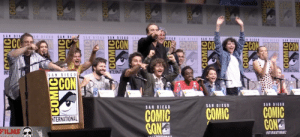 not-reddie: flumeingo:   I LOVE THIS CAST This was their reaction to Shannon Purser (Barb) asking the cast a question at Comic Con 😭❤️   This is fucking adorable  : SAN DIE  AN DIEGO SAN DI  SAN DIEGO SAN DIEGO SA  2C0  NTERNA  AL  NTERNA  INTERNATIONAL  SAN DIEGO  CO  SAN DIE GO  SAN DIEGO  COMICCOMIC COMIC  NTERNATIONAL  FILMS  INTERNATIONAL not-reddie: flumeingo:   I LOVE THIS CAST This was their reaction to Shannon Purser (Barb) asking the cast a question at Comic Con 😭❤️   This is fucking adorable