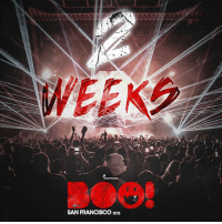 SAN FRANCISCO 2015 RP ➡️ @InsomniacEvents! San Francisco! Only 2 Weeks left 'till we spend two twisted 👽 nights together at 👻 BOO! SF Join us!? Click the link in my bio or get your tickets here ➼ insom.co-BOOSF_passes 💀😈🎃 edmHumor BOOSF InsomniacEvents