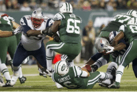 SANCHEZ Former New England Patriots DT Vince Wilfork has announced his retirement from the NFL.  #MassHole
