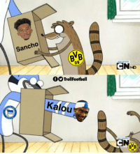 Memes, Borussia Dortmund, and 🤖: Sancho  BVB  09  CND  fOTrollFootball  Kalou  BVB  09 Borussia Dortmund vs Hertha Berlin https://t.co/q99xDuJ4Ba