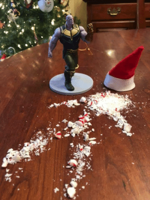 Santa… I don't feel so good: Santa… I don't feel so good