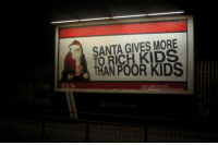 "A Dream, Christmas, and Family: SANTA GIVES MORE  THAN POOR KIDS <p><a href=""http://forever-breezyy.tumblr.com/post/105405249179/rightsideofpolitics-the-best-gift-is-a-loving"" class=""tumblr_blog"">forever-breezyy</a>:</p>  <blockquote><p><a href=""http://rightsideofpolitics.tumblr.com/post/105402718582/the-best-gift-is-a-loving-family-who-raises-the"" class=""tumblr_blog"">rightsideofpolitics</a>:</p>  <blockquote><p>The best gift is a loving family who raises the child to respect, to do well in school, to encourage them to work towards a dream, to love not hate.</p><p>All the gifts in the world will not fill the shoes of loving caring parents.</p><p>God Bless and Merry Christmas to all.</p></blockquote>  <p>Okay, but fuck you. </p><p>That's kind of talk comes from a position of privilege. ""Money doesn't buy happiness"". </p><p>Fuck you.</p></blockquote>  <p>Right, no one who says money doesn&rsquo;t buy happiness was poor. It&rsquo;s not like that&rsquo;s the entire freaking point of the saying or anything.</p>"