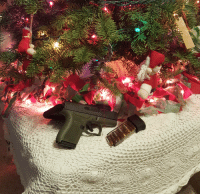Santa left me a polymer80 G43. I must have been good this year! he even drilled it for me. (Didnt sell it to me, Please mr ATF man, dont shoot any of the reindeer when you raid the north pole.: Santa left me a polymer80 G43. I must have been good this year! he even drilled it for me. (Didnt sell it to me, Please mr ATF man, dont shoot any of the reindeer when you raid the north pole.