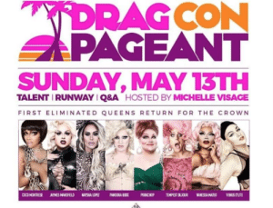 vangie coming for the crowd: SAPAGEANT  SUNDAY, MAY 13TH  TALENT IRUNWAYIQ&A  HOSTED BY MICHELLE VISAGE  FIRST ELIMINATED QUEENS RETURN FOR THE CROWN  ORNCHOP TEMPEST DLICUR VANESSA MATEDVENUS OLIT vangie coming for the crowd