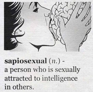 Image result for sapiosexual