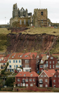"""sarahkenny-mccormick:  gothiccharmschool:  gothtriggers:  e-schatology:  Human bones rain down on homes after landslide at 'Dracula' churchyard  If your first thought was, """"How much would it cost to fly to Romania?""""      Well, I want to visit there anyway.  It isn't Romania, it's Whitby, it's in Britain…   Ive been here, who wants to touch me? ;): sarahkenny-mccormick:  gothiccharmschool:  gothtriggers:  e-schatology:  Human bones rain down on homes after landslide at 'Dracula' churchyard  If your first thought was, """"How much would it cost to fly to Romania?""""      Well, I want to visit there anyway.  It isn't Romania, it's Whitby, it's in Britain…   Ive been here, who wants to touch me? ;)"""