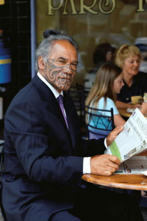 sartorialadventure: cestriankiwi:  josef-tribbiani:  bigwordsandsharpedges:  The native Maori people of New Zealand have tattooed their faces for centuries. They had a complex warrior culture before the arrival of Europeans, and suffered under early colonialism, but have experienced a cultural revival since the 60′s.  The marks are called moko, and are etched with chisels instead of needles to leave grooves along with the ink. The true form is sacred, unique to each person, and distinct from European tattoos that mimic that traditional style.   There arent many pictures non combat related that look this badass  Actually most  Tā moko are done with modern tattoo equipment these days, but some people get them done the traditional way. And, as others have said, they're not for Non-  Māori, as they have specific meanings and significance. If you want a tattoo with Māori  style, you can get a  kirituhi. These avoid any designs associated with particular tribes or famous people you're not related to.       Kirituhi is a Māori style tattoo either made by a non-Māori tattooer, or made for a non-Māori wearer. Kirituhi has mana of it's own and is a design telling the unique story of the wearer in the visual language of Māori art and design. Kiri means 'skin', and tuhi means 'to write, draw, record, adorn or decorate with painting'.Kirituhi is not restricted to only Māori people, and it is a way for Māori to share our cultural arts with people from around the world in a respectful manner, and for non-Māori artists to enjoy our beautiful art form as well. I happily do kirituhi for my clients around the world and it is a privilege to do such work for them.Kirituhi is no lesser an artform than moko, however it is different and I believe these differences must be acknowledged and respected, so that the integrity of our taonga Māori – moko, is maintained around the world.     Moko is uniquely Māori and it is strictly reserved to be done by Māori, for Māori.If either the recipient or tattooer do not have Māori whakapapa, then the resulting design is a Māori Style tattoo or kirituhi, NOT moko. The word moko originated from the Māori atua (god) of volcanic activity and earthquakes, Rūaumoko – therefore the origin of tā moko is divine and sacred – to me this is no small thing, nor should it be dismissed.     As my mentor once told me, 'moko is about 99% culture, and 1% tattoo'.   (source)  : sartorialadventure: cestriankiwi:  josef-tribbiani:  bigwordsandsharpedges:  The native Maori people of New Zealand have tattooed their faces for centuries. They had a complex warrior culture before the arrival of Europeans, and suffered under early colonialism, but have experienced a cultural revival since the 60′s.  The marks are called moko, and are etched with chisels instead of needles to leave grooves along with the ink. The true form is sacred, unique to each person, and distinct from European tattoos that mimic that traditional style.   There arent many pictures non combat related that look this badass  Actually most  Tā moko are done with modern tattoo equipment these days, but some people get them done the traditional way. And, as others have said, they're not for Non-  Māori, as they have specific meanings and significance. If you want a tattoo with Māori  style, you can get a  kirituhi. These avoid any designs associated with particular tribes or famous people you're not related to.       Kirituhi is a Māori style tattoo either made by a non-Māori tattooer, or made for a non-Māori wearer. Kirituhi has mana of it's own and is a design telling the unique story of the wearer in the visual language of Māori art and design. Kiri means 'skin', and tuhi means 'to write, draw, record, adorn or decorate with painting'.Kirituhi is not restricted to only Māori people, and it is a way for Māori to share our cultural arts with people from around the world in a respectful manner, and for non-Māori artists to enjoy our beautiful art form as well. I happily do kirituhi for my clients around the world and it is a privilege to do such work for them.Kirituhi is no lesser an artform than moko, however it is different and I believe these differences must be acknowledged and respected, so that the integrity of our taonga Māori – moko, is maintained around the world.     Moko is uniquely Māori and it is strictly reserved to be done by Māori, for Māori.If either the recipient or tattooer do not have Māori whakapapa, then the resulting design is a Māori Style tattoo or kirituhi, NOT moko. The word moko originated from the Māori atua (god) of volcanic activity and earthquakes, Rūaumoko – therefore the origin of tā moko is divine and sacred – to me this is no small thing, nor should it be dismissed.     As my mentor once told me, 'moko is about 99% culture, and 1% tattoo'.   (source)