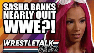 HUGE AEW TV Deal Update! Sasha Banks Nearly QUIT WWE! | WrestleTalk News Apr. 2019 Subscribe: https://goo.gl/WfYA12 | 🔔Make sure to enable ALL push notifications!🔔 Watch the latest wrestling news: https://youtube.com/playlist?list=PL3V-cB-kGk916fId_K4DRY-Tej2hEtR33&playnext=1&index=2    HUGE AEW TV Deal Update! Sasha Banks Nearly QUIT WWE and more in today's WrestleTalk News for Friday 12th April 2019...  Follow WrestleTalk: Facebook: http://facebook.com/WrestleTalkTV Twitter: http://twitter.com/WrestleTalk_TV Discord: http://wrestletalk.com/discord  Watch More WrestleTalk: WrestleTalk News: https://youtube.com/playlist?list=PL3V-cB-kGk916fId_K4DRY-Tej2hEtR33&playnext=1  WWE Reviews (Raw, Smackdown & PPVs): https://youtube.com/watch?v=XZ0CbxoUmKo&t=0s&list=PL3V-cB-kGk93hf7HUszf4QpGFIIYLsSez&playnext=1  WrestleRamble: https://youtube.com/watch?v=xp4bH0JLo-I&index=2&list=PL3V-cB-kGk91_GUHCqtvr1IjPV6x10X74&playnext=1   Listen to WrestleTalk's PODCAST on iTunes: https://goo.gl/7advjX Grab REWARDS via WrestleTalk Patreon: http://goo.gl/2yuJpo Get NEWS & UPDATES on Website: https://goo.gl/9ucvWD  About WrestleTalk: Welcome to the official WrestleTalk YouTube channel! WrestleTalk covers the sport of professional wrestling - including WWE TV shows (both WWE Raw & WWE SmackDown LIVE), PPVs (such as Royal Rumble, WrestleMania & SummerSlam), Impact Wrestling, ROH, New Japan, and more. Subscribe and enable ALL notifications for the latest wrestling WWE highlights, wrestling news, WWE 2K19 updates, and wrestlers exposed.  Sources used for research: Jedi Fallen Order trailer announced, via ScreenStalker - https://www.youtube.com/watch?v=QnmAhs6vjVQ  Raw ratings, via F4Online - https://www.f4wonline.com/wwe-news/wwe-raw-draws-lowest-day-after-mania-ratings-show-history-281316  Smackdown ratings, via F4Online - https://www.f4wonline.com/wwe-news/wwe-smackdown-ratings-only-slightly-post-mania-episode-281386  Daniel Bryan, AJ Styles, Big E, Shane McMahon injured, via Wrestling Observer - https://members.f4wonline.com/wrestling-observer-newsletter/april-15-2019-wrestling-observer-newsletter-wrestlemania-35-weekend  Drew McIntyre not injured, via WrestleTalk - https://wrestletalk.com/news/reason-behind-drew-mcintyres-disappearance-on-wwe-smackdown-revealed/  AEW TV deal, via Wrestling Observer - https://members.f4wonline.com/wrestling-observer-newsletter/april-15-2019-wrestling-observer-newsletter-wrestlemania-35-weekend  AEW Fyter Festival match announced, via F4Online - https://www.f4wonline.com/other-wrestling/omega-young-bucks-vs-pac-lucha-bros-set-aew-fyter-fest-281421  Road Dogg steps down from WWE creative, via Wrestling Observer - https://members.f4wonline.com/wrestling-observer-newsletter/april-15-2019-wrestling-observer-newsletter-wrestlemania-35-weekend  Sasha Banks quitting, via WrestleTalk - https://wrestletalk.com/news/sasha-banks-wants-to-quit-wwe/  More details on Sasha Banks quitting WWE, via Fightful - https://www.fightful.com/wrestling/sasha-banks-wants-out-wwe-company-hoping-she-ll-ride-it-out: SASHA BANKS  QUIT  WWEP!  NEARLY  WRESTLETALK  NEWS HUGE AEW TV Deal Update! Sasha Banks Nearly QUIT WWE! | WrestleTalk News Apr. 2019 Subscribe: https://goo.gl/WfYA12 | 🔔Make sure to enable ALL push notifications!🔔 Watch the latest wrestling news: https://youtube.com/playlist?list=PL3V-cB-kGk916fId_K4DRY-Tej2hEtR33&playnext=1&index=2    HUGE AEW TV Deal Update! Sasha Banks Nearly QUIT WWE and more in today's WrestleTalk News for Friday 12th April 2019...  Follow WrestleTalk: Facebook: http://facebook.com/WrestleTalkTV Twitter: http://twitter.com/WrestleTalk_TV Discord: http://wrestletalk.com/discord  Watch More WrestleTalk: WrestleTalk News: https://youtube.com/playlist?list=PL3V-cB-kGk916fId_K4DRY-Tej2hEtR33&playnext=1  WWE Reviews (Raw, Smackdown & PPVs): https://youtube.com/watch?v=XZ0CbxoUmKo&t=0s&list=PL3V-cB-kGk93hf7HUszf4QpGFIIYLsSez&playnext=1  WrestleRamble: https://youtube.com/watch?v=xp4bH0JLo-I&index=2&list=PL3V-cB-kGk91_GUHCqtvr1IjPV6x10X74&playnext=1   Listen to WrestleTalk's PODCAST on iTunes: https://goo.gl/7advjX Grab REWARDS via WrestleTalk Patreon: http://goo.gl/2yuJpo Get NEWS & UPDATES on Website: https://goo.gl/9ucvWD  About WrestleTalk: Welcome to the official WrestleTalk YouTube channel! WrestleTalk covers the sport of professional wrestling - including WWE TV shows (both WWE Raw & WWE SmackDown LIVE), PPVs (such as Royal Rumble, WrestleMania & SummerSlam), Impact Wrestling, ROH, New Japan, and more. Subscribe and enable ALL notifications for the latest wrestling WWE highlights, wrestling news, WWE 2K19 updates, and wrestlers exposed.  Sources used for research: Jedi Fallen Order trailer announced, via ScreenStalker - https://www.youtube.com/watch?v=QnmAhs6vjVQ  Raw ratings, via F4Online - https://www.f4wonline.com/wwe-news/wwe-raw-draws-lowest-day-after-mania-ratings-show-history-281316  Smackdown ratings, via F4Online - https://www.f4wonline.com/wwe-news/wwe-smackdown-ratings-only-slightly-post-mania-episode-281386  Daniel Bryan, AJ Styles, Big E, Shane McMahon injured, via Wrestling Observer - https://members.f4wonline.com/wrestling-observer-newsletter/april-15-2019-wrestling-observer-newsletter-wrestlemania-35-weekend  Drew McIntyre not injured, via WrestleTalk - https://wrestletalk.com/news/reason-behind-drew-mcintyres-disappearance-on-wwe-smackdown-revealed/  AEW TV deal, via Wrestling Observer - https://members.f4wonline.com/wrestling-observer-newsletter/april-15-2019-wrestling-observer-newsletter-wrestlemania-35-weekend  AEW Fyter Festival match announced, via F4Online - https://www.f4wonline.com/other-wrestling/omega-young-bucks-vs-pac-lucha-bros-set-aew-fyter-fest-281421  Road Dogg steps down from WWE creative, via Wrestling Observer - https://members.f4wonline.com/wrestling-observer-newsletter/april-15-2019-wrestling-observer-newsletter-wrestlemania-35-weekend  Sasha Banks quitting, via WrestleTalk - https://wrestletalk.com/news/sasha-banks-wants-to-quit-wwe/  More details on Sasha Banks quitting WWE, via Fightful - https://www.fightful.com/wrestling/sasha-banks-wants-out-wwe-company-hoping-she-ll-ride-it-out