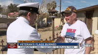 Community, Facebook, and Family: SAT DEC 10  ll 13 ACTION NEWS UPDATE  BREAKING  VETERAN'S FLAGS BURNED  NEWS  FAST AND  COMMUNITY COMES TOGETHER TO REPLACE THEM  FIRST  TION 🇺🇸 Following our story on WWII veteran William Barclay's flags being burned, the community has come out in droves to help the 92-year-old. On Thursday, Barclay received new flags, along with offers for a security system and to fix his car that was burned. Thank you to all who sought to help this veteran. 👊🏽💀👍🏽 UncleSamsMisguidedChildren 🇺🇸 Check out our store. Link in bio. 🇺🇸 LIKE our Facebook page 🇺🇸 Subscribe to our YouTube Channel 🇺🇸 Visit our website for more News and Information. 🇺🇸 www.UncleSamsMisguidedChildren.com 🇺🇸 Tag and Join our Misguided Family @unclesamsmisguidedchildren USE CODE USMCNATION10 for 10% off our Store. MisguidedLife MisguidedNation USMCNation Apparel ProGun 2A Tactical COP EMT k9 POLICE fireman Gun SemperFi Firefighter FirstResponder USMC navylife oathkeeper NAVY AIRFORCE MILITARY CoastGuard ARMY sailor officer EMS armystrong Firemen