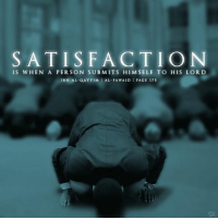 "God, Memes, and Muslim: SATISFACTION  IS WHEN A PERSON SUBMITS HIMSELF TO HIS LORD  IBN AL-QAYYIM I AL-FAWAID I PAGE 175  SR ""Satisfaction is when a person submits himself to his Lord."" Ibn al-Qayyim satisfaction submit Allah Allahuakbar Alhamdulillah islam islamic instaislam inshallah muslim muslimah quran pray prayer salah sunnah deen dawah faith god hijab hijabi halal hadith jannah silentrepenter silent_repenter sr"