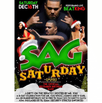 Nacogdouchs,Tx meet me here December 16th! 🔥🔥🔥🔥: SATURDAY  DEC16TH  PERFORMING LIVE  BEATKING  SAT RDAY  603 OLD TYLER RD. NNCOGDOCHES TX  THE OFFICIAL  DECEMBER BIRTHDA  J-DIRTY ON THE SERATO I HOSTED BY MR. 936!  A B-DAY CELEBRATION FOR MR. YUU WHUU, J-DAWG AND D'EARL  ALL DECEMBER BIRTHDAYS GET IN FREE TIL 12AM I S/O TO GHETTO SANTA  ADM. $10/LADIES $5 TIL 12AM I SECURITY STRICTLY ENFORCED Nacogdouchs,Tx meet me here December 16th! 🔥🔥🔥🔥