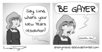 Tumblr Com: Sau Luna,  what's uour  New Years  resolution  00.  anonumous-asexual.tumblr.com