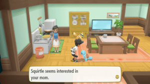 Irl, Me IRL, and Mom: Sauirtle seems interested in  your mom. me_irl
