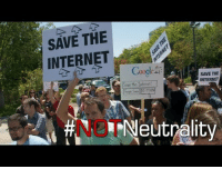 "Internet, News, and Sorry: SAVE THE  INTERNET  Coogle  Save the Internet  SAVE THE  INTERNET  、■Neutrality <p><a href=""https://theshitopinionsofsomeasswipeblm.tumblr.com/post/173212271752/libertarirynn-since-net-neutrality-is-in-the"" class=""tumblr_blog"">theshitopinionsofsomeasswipeblm</a>:</p><blockquote> <p><a href=""https://libertarirynn.tumblr.com/post/173211263389/since-net-neutrality-is-in-the-news-again-its"" class=""tumblr_blog"">libertarirynn</a>:</p> <blockquote><p>Since ""net neutrality"" is in the news again it's timely to bring this back up.</p></blockquote> <figure class=""tmblr-embed tmblr-full"" data-provider=""youtube"" data-orig-width=""540"" data-orig-height=""304"" data-url=""https%3A%2F%2Fwww.youtube.com%2Fwatch%3Fv%3DnqJDW_s93rc""><iframe width=""540"" height=""304"" id=""youtube_iframe"" src=""https://www.youtube.com/embed/nqJDW_s93rc?feature=oembed&amp;enablejsapi=1&amp;origin=https://safe.txmblr.com&amp;wmode=opaque"" frameborder=""0"" allowfullscreen=""""></iframe></figure><figure class=""tmblr-embed tmblr-full"" data-provider=""youtube"" data-orig-width=""540"" data-orig-height=""304"" data-url=""https%3A%2F%2Fwww.youtube.com%2Fwatch%3Fv%3DGGJMwvZKueY""><iframe width=""540"" height=""304"" src=""https://www.youtube.com/embed/GGJMwvZKueY?feature=oembed&amp;enablejsapi=1&amp;origin=https://safe.txmblr.com&amp;wmode=opaque"" frameborder=""0"" allowfullscreen=""""></iframe></figure><p>Sorry, <a class=""tumblelog"" href=""https://tmblr.co/mZHrjydhp9oUbxMGBDJA8rw"">@libertarirynn</a>, you're usually awesome, but… you're barking up the wrong tree with this one, and PSA Sitch covered some of the bullshit covered by Rageoholic.</p> <p>Firstly, Net Neutrality isn't some ""unexplained, undefined"" thing like Rageoholic, it's a specific set of parameters that essentially goes as:</p> <blockquote> <p><i>i. <b>Transparency.</b> Fixed and mobile broadband providers <b>must disclose the network management practices, performance characteristics, and terms and conditions of their broadband services;</b></i></p> <p><i>ii. <b>No blocking</b>. Fixed broadband providers <b>may not block lawful content, applications, services, or non-harmful devices; mobile broadband providers may not block lawful websites, or block applications that compete with their voice or video telephony services</b>; and </i></p> <p><i>iii. <b>No unreasonable discrimination</b>. Fixed broadband providers <b>may not unreasonably discriminate in transmitting lawful network traffic</b>. </i></p> </blockquote> <p>I know you don't want the government to overtake literally everything in our daily lives, but the trouble is, when we <b>let </b>private corporations have their hand at doing their own regulations, they decide that it's much more valuable to <b>throttle internet traffic to other P2P services</b> and create <b>monopolies</b> instead of playing fair.</p> <p>I mean, as a capitalist, you do realize that monopolies never help anyone, right?</p> </blockquote><p>I'm sorry did the world just discover the Internet in 2015? </p>"