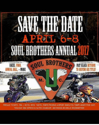 Memes, 🤖, and Holiday Inn: SAVETHEDATE  APRIL 6  SEULBROTHERSANNUAL  SOUL BROTHERS  RACES  FOOD  FAST BLACK RETURNS  ANNUAL BALL  MORE  TODEFENDHISTITLE!  PRESALE TICKETs .TBA I HOTEL IN Fo: *HOTEL TEMPE/PHoENIx AIRPORT INNSUITES TEMPE 4808977900 (KAT)  HOLIDAY INN EXPRESS & SUITES CHANDLER 4807858500 MICHELLE REGENWETHER