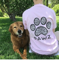 Thanks @its_me_annac for the support in our grapefruit mosaic shirt! Order now at PawzShop.com for FREE shipping 🐶: SAW Thanks @its_me_annac for the support in our grapefruit mosaic shirt! Order now at PawzShop.com for FREE shipping 🐶