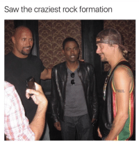Craziest Rock Formation