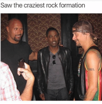 This can't be real 😂😂 kid rock , Chris rock, and The Rock 🤦🏾‍♂️ how did this happen - -follow me @kmoorethegoat @kmoorethegoat For more content @kmoorethegoat: Saw the craziest rock formation  AUL This can't be real 😂😂 kid rock , Chris rock, and The Rock 🤦🏾‍♂️ how did this happen - -follow me @kmoorethegoat @kmoorethegoat For more content @kmoorethegoat